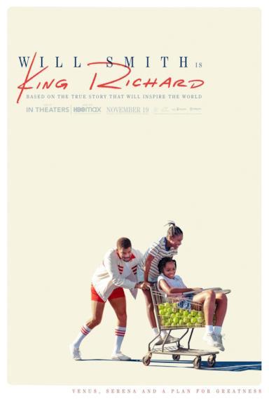 Poster Una Famiglia Vincente - King Richard