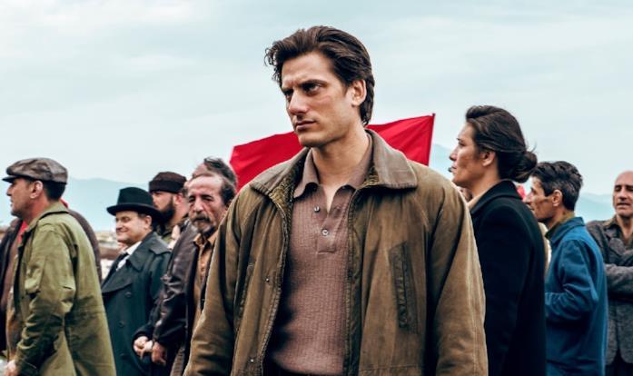 Martin Eden: Luca Marinelli nel film