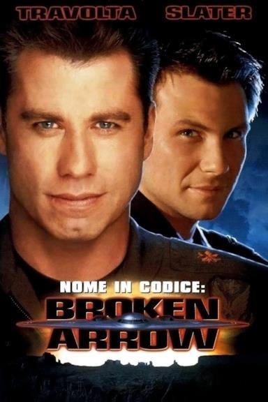 Poster Nome in codice - Broken Arrow