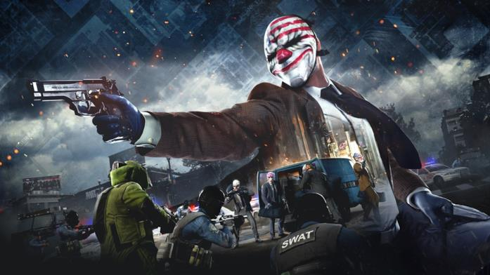Payday 2 videogame