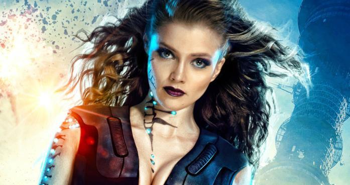 Alina Lanina nei panni di Xenia in Guardians