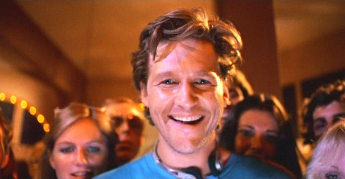 Jeff Bridges in Tron