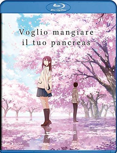 Voglio Mangiare Il Tuo Pancreas (Standard Edition)