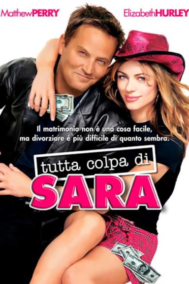 Poster Tutta colpa di Sara