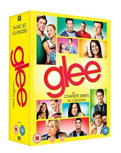 Cofanetto DVD di Glee - Seaons 1-6