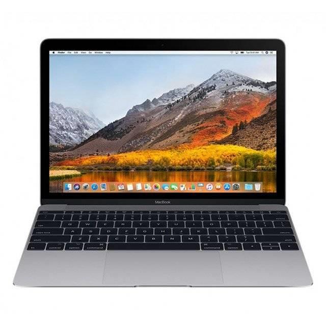 "Immagine stampa del MacBook 12"""