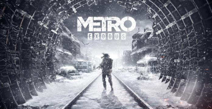 Metro exodus cover titolo