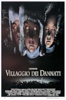 Poster Villaggio dei dannati