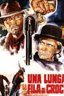 Poster Una lunga fila di croci