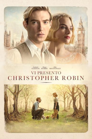 Poster Vi presento Christopher Robin