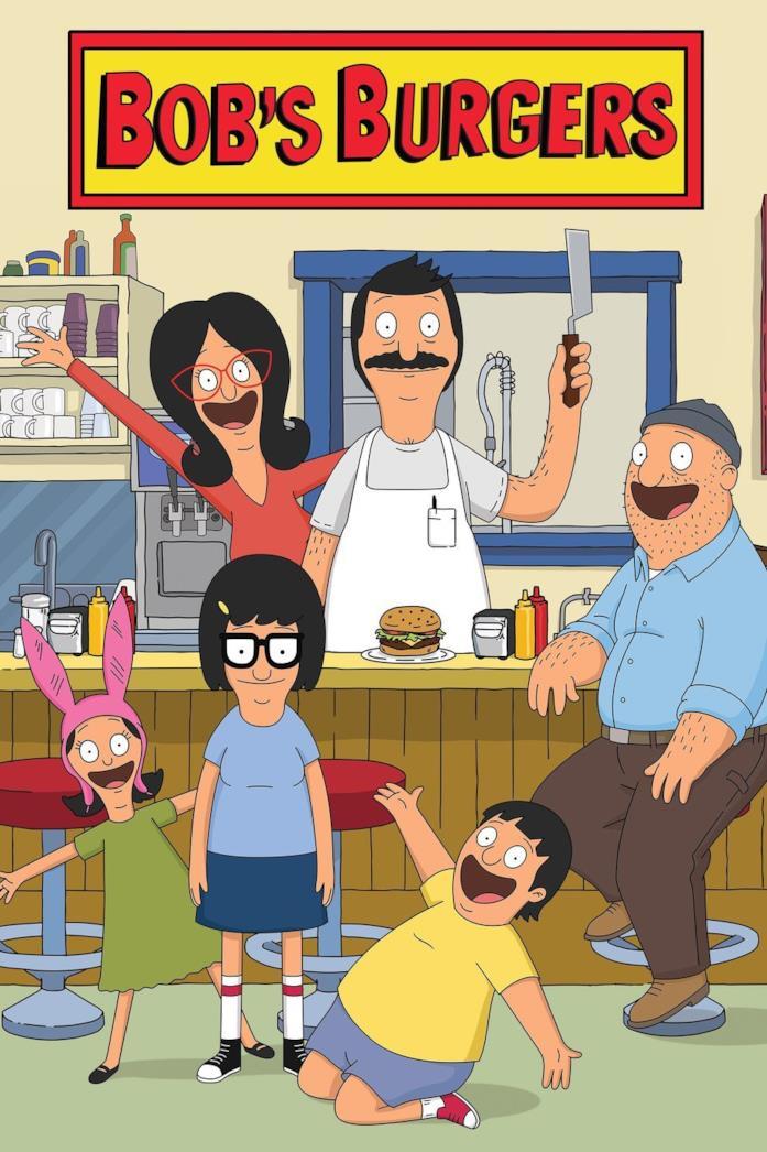 I protagonisti di Bob's Burgers