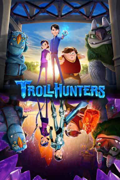 Poster Trollhunters: I racconti di Arcadia
