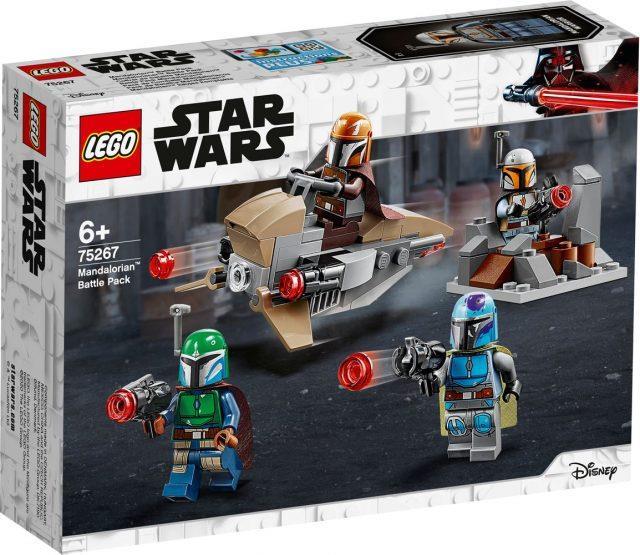 75267 LEGO Mandalorian Battle Pack