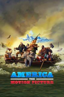 Poster America - Il film
