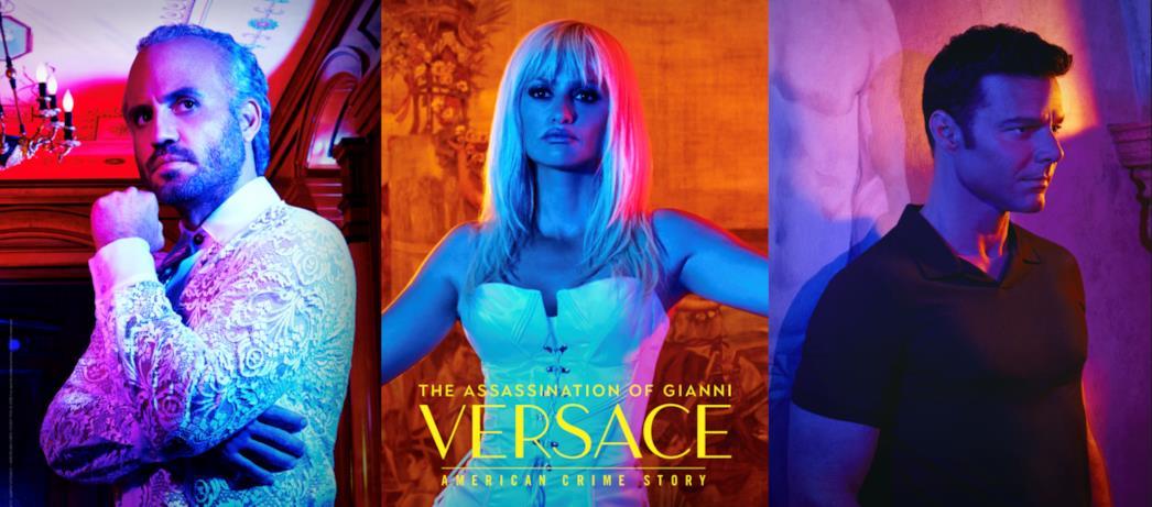Il cast di The Assassination of Gianni Versace,