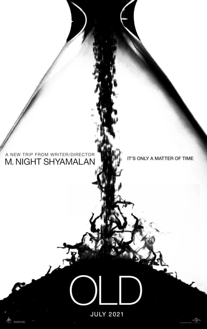 Il poster internazionale del nuovo film di M. Night Shyamalan