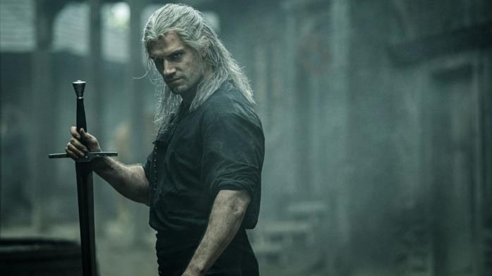 The Witcher serie TV Henry Cavill