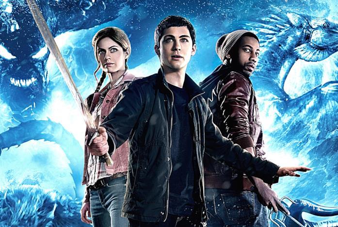 Percy Jackson, Annabeth Chase e Grover Underwood