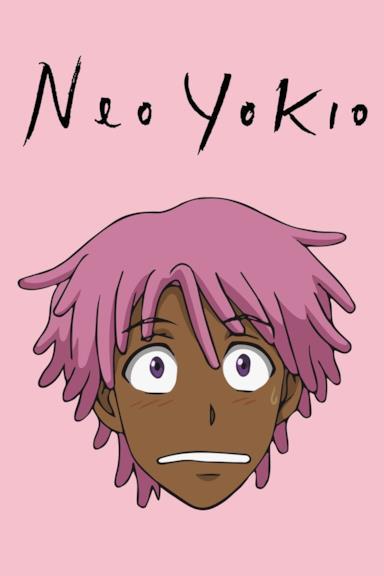 Poster Neo Yokio