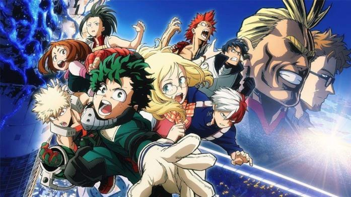 Film di My Hero Academia