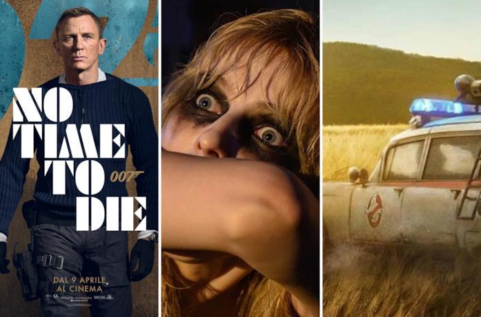 007 No Time to Die, Last Night in Soho, Ghostbuster e altri titoli Sony posticipati: le nuove date