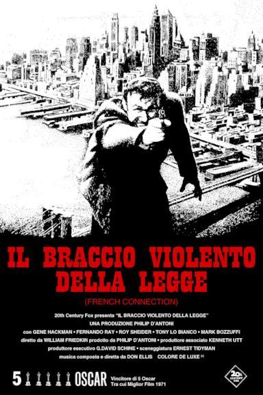 Poster Il braccio violento della legge