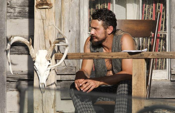 James Franco in The Long Home