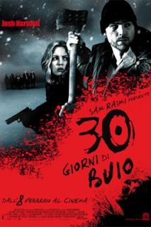 Poster 30 giorni di buio