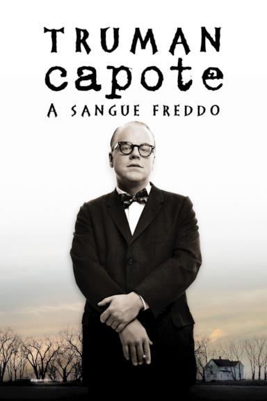 Poster Truman Capote - A sangue freddo