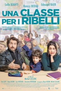 Poster Una classe per i ribelli