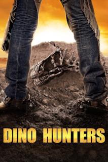Poster Dino Hunters