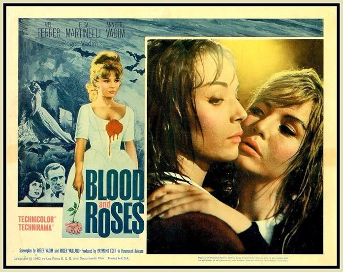 Immagine dal film Il sangue e la rosa