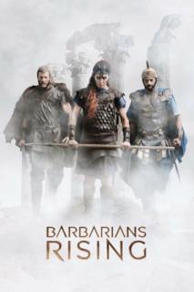 Poster Barbarians - Roma sotto attacco