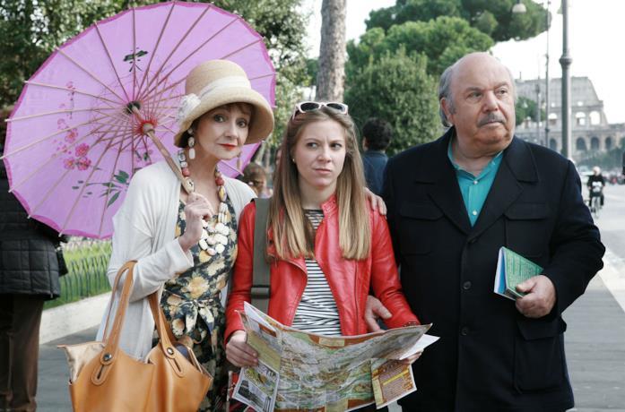 Enrica, Anna e Libero di Un medico in famiglia