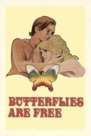 Poster Le farfalle sono libere