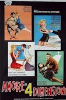 Poster Amore in 4 dimensioni
