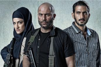 I protagonisti della serie israeliana Fauda
