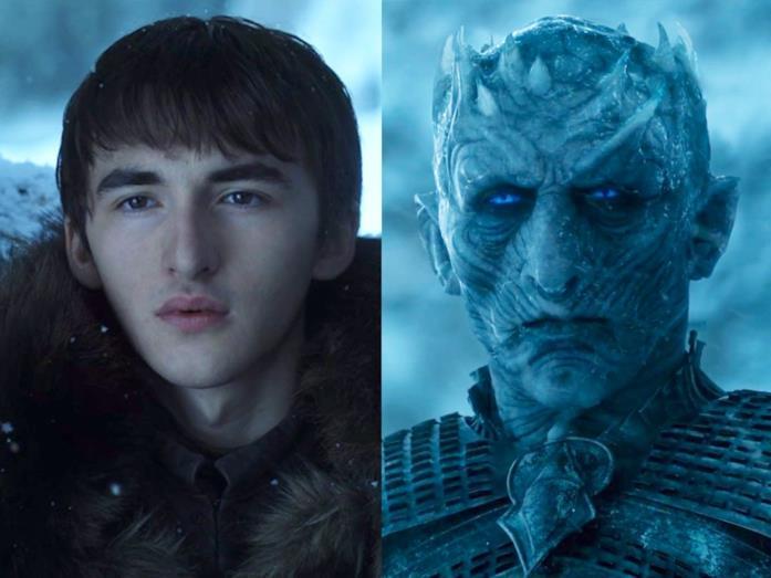 Bran Stark e il Night King