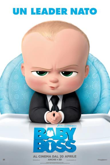 Poster Baby Boss