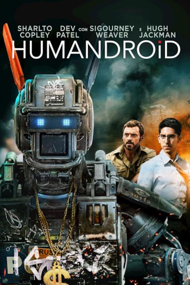 Poster Humandroid