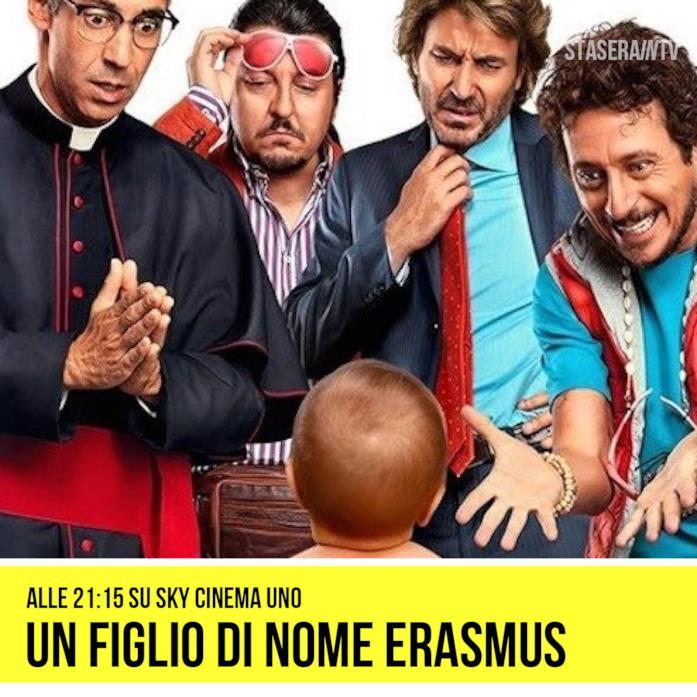 Sky Cinema Uno Un figlio di nome Erasmus (2020)