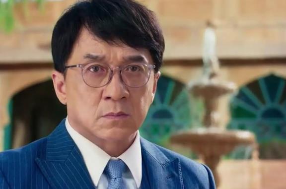 Vanguard, Jackie Chan rischia di affogare durante una scena del film