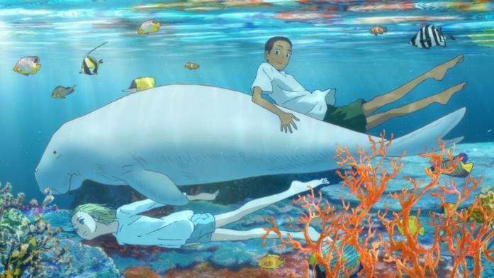 Children of the Sea anime