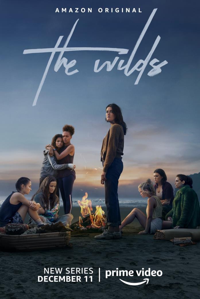 Il poster di The Wilds