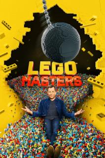 Poster LEGO Masters