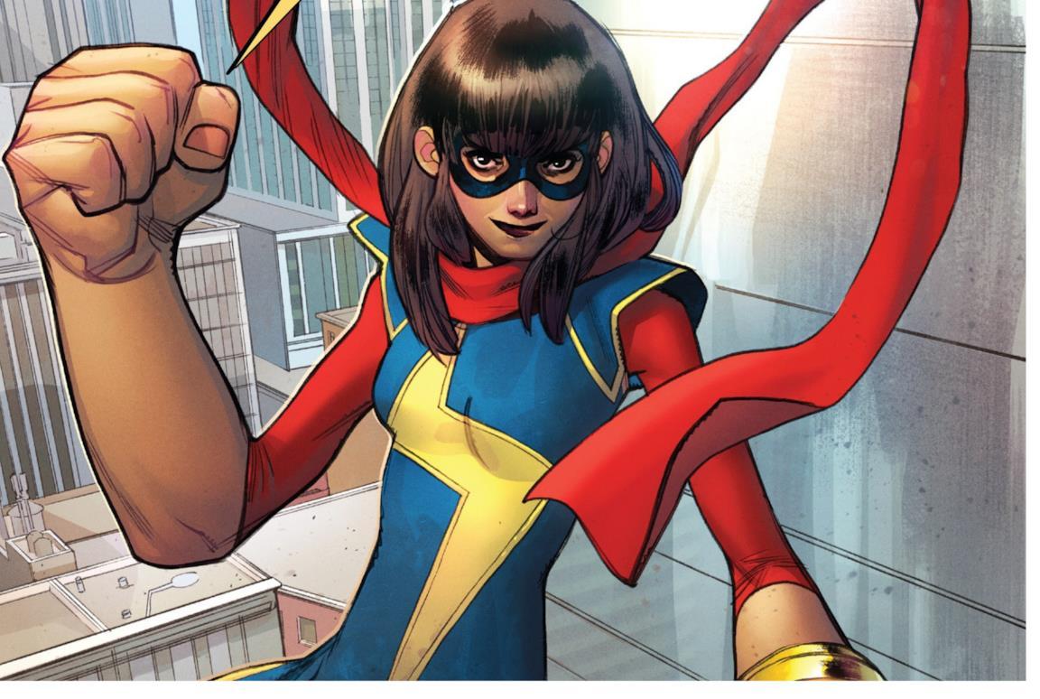 Ms. Marvel dei fumetti