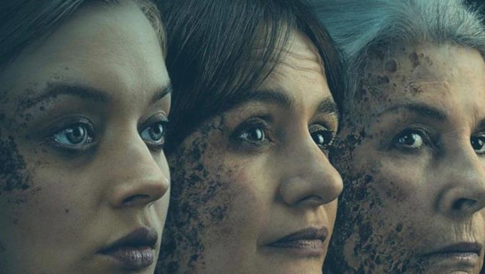 Sam, Kay ed Edna in un'immagine promozionale di Relict