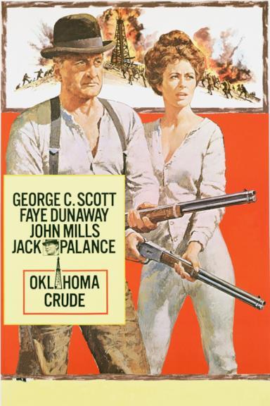 Poster I duri di Oklahoma