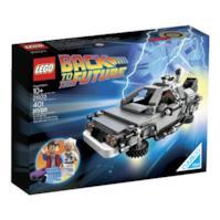 LEGO 21103 The DeLorean Time Machine Lego DeLorean Back to the Future