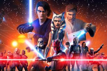Recensione della settima stagione di The Clone Wars